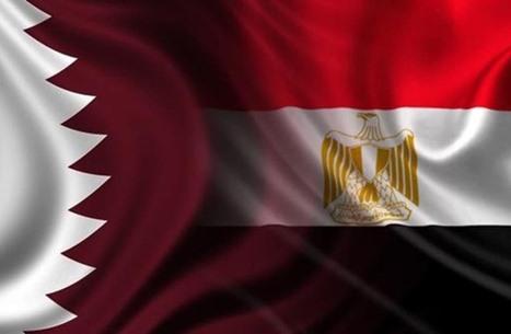 هل تحل مصر وقطر نقاط الخلاف بينهما أم تعلّقانها؟