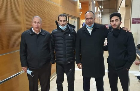 أسرة نجم كرة أردني ترفض إرساله للعلاج بمشفى إسرائيلي