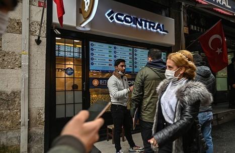 تركيا تحظر الشراء بالعملات المشفرة.. وبتكوين تتراجع