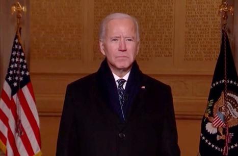 اليوم الأول لبايدن رئيسا.. بدء مهامه واستمرار للتهاني الدولية
