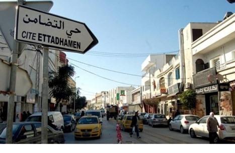 """إنذار للساسة.. ما الذي يحدث في""""حي التّضامن"""" التونسي؟"""