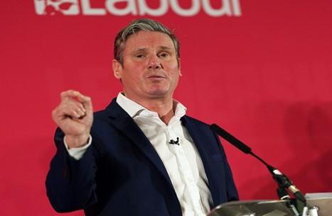 """استنكار لتعيين ضابط مخابرات """"إسرائيلي"""" بـ""""العمال البريطاني"""""""
