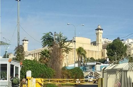 الاحتلال يواصل اعتقالاته بالضفة ويمنع ترميم المسجد الإبراهيمي