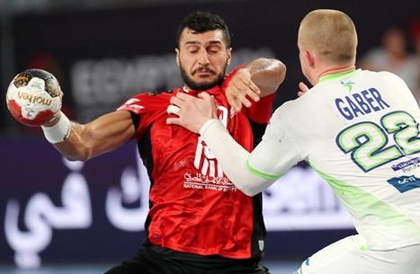 مصر ترد بقوة على اتهامها بتسميم لاعبي سلوفينيا
