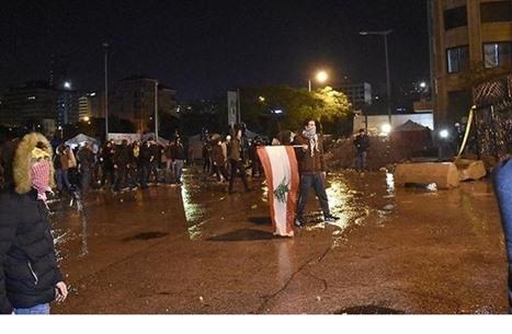 أكثر من 220 جريحا في احتجاجات طرابلس بلبنان
