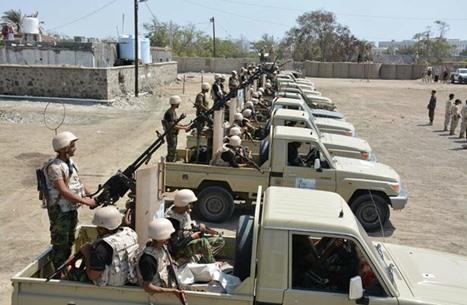 مصدر عسكري يمني يكشف ملامح تنسيق إماراتي إيراني ضد الشرعية