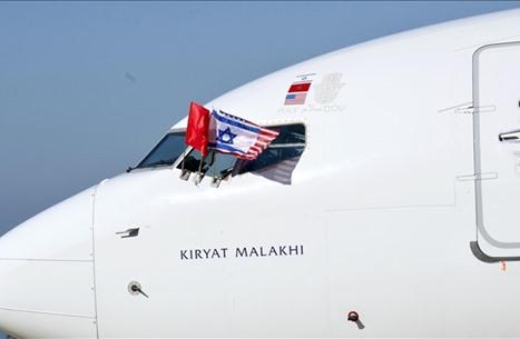 الاحتلال يوقع اتفاق طيران مع المغرب وآخر مصرفيا مع البحرين