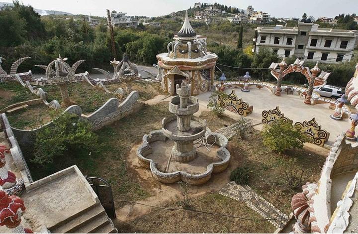 """""""قصر الأحلام"""".. تحفة فنية بقدرات فردية في شمال لبنان - aa_picture_20131215_1176130_web"""