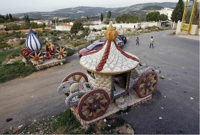 """""""قصر الأحلام"""".. تحفة فنية بقدرات فردية في شمال لبنان - aa_picture_20131215_1176132_web"""