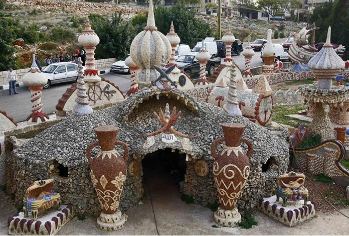 """""""قصر الأحلام"""".. تحفة فنية بقدرات فردية في شمال لبنان - aa_picture_20131215_1176142_web"""