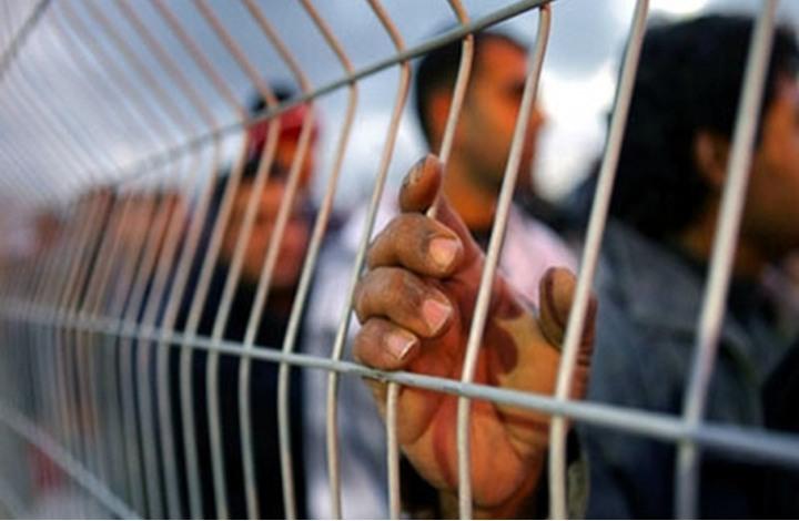 39 أسيرا فلسطينيا بمركز توقيف يعانون ظروف اعتقال مزرية