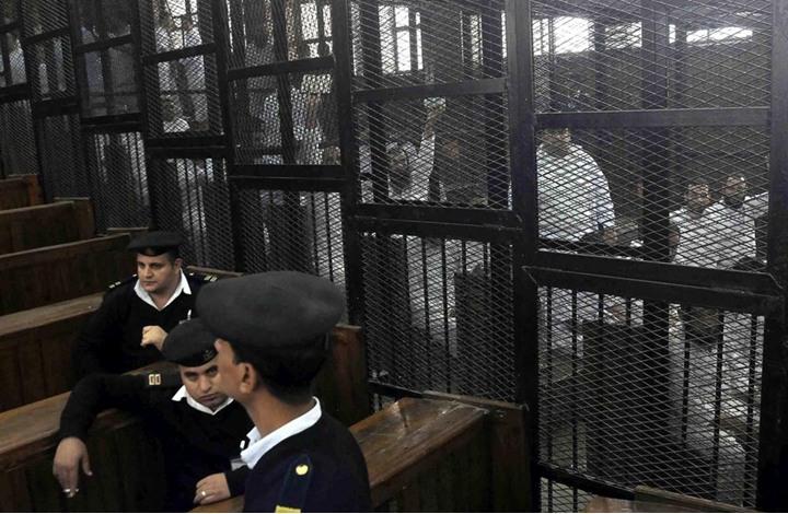 منظمة: الإعدام بحق 4 بقضية رابعة اعتقلوا قبل المجزرة بشهر