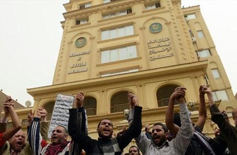 """""""جبهة كمال"""" تنفي صلتها ببيان الإخوان الموجه للقمة العربية"""