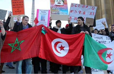 المغرب العربي.. الأحداث الأبرز في عام 2015