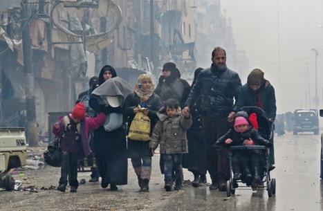 ما مصير آلاف المعتقلين من أحياء حلب الشرقية؟