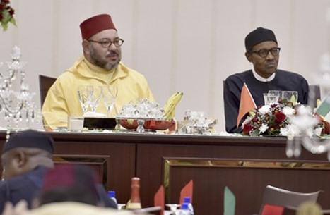 بعد الغاز.. ملك المغرب يدعو نيجيريا إلى إقامة محور للتعاون