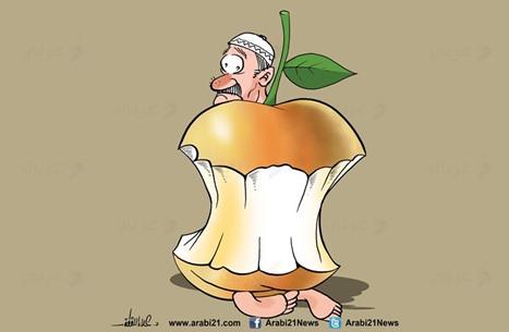 """العربي لن يبقى طويلا """"التفاحة المتعفنة"""" (بورتريه)"""
