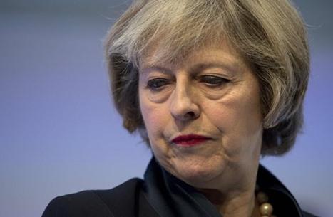 اليوم.. تيريزا ماي تكشف خارطة انفصال بريطانيا عن أوروبا