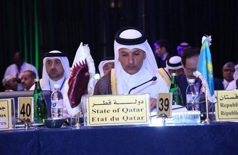 اعتقال وزير المالية القطري بتهم فساد والأمير يعفيه من منصبه