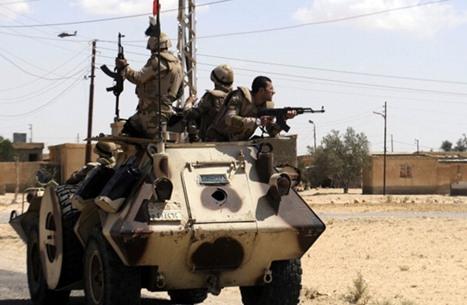 موقع إسرائيلي: مصر وضعت معدات استخباراتية متطورة بسيناء