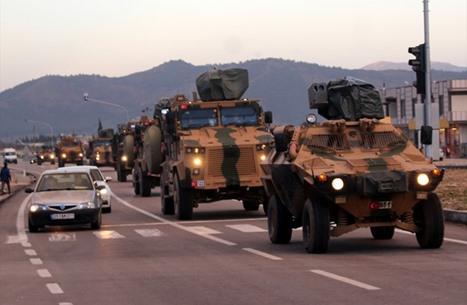 هل تنفذ تركيا عملية برية بسوريا دون الاتفاق مع روسيا؟