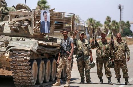 تقدير إسرائيلي: جيش الأسد لا يشكل تهديدا لتل أبيب