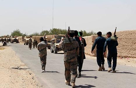 مقتل 28 عنصرا من قوات الأمن الأفغانية في معارك مع طالبان