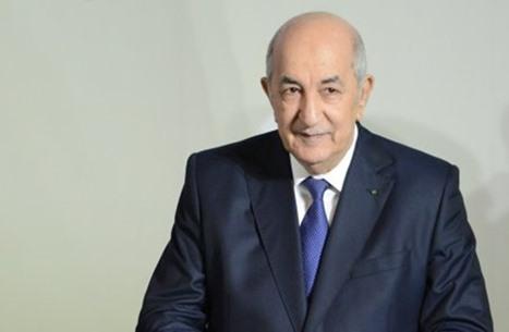 تبون يعلن خطته لإنعاش الاقتصاد الجزائري