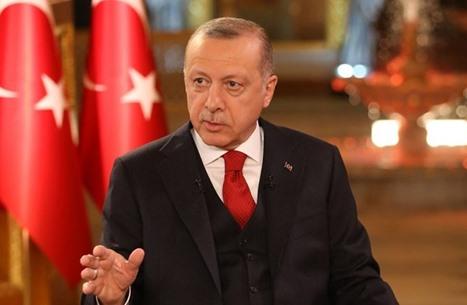 """أردوغان لبابا الفاتيكان: عدوان """"إسرائيل"""" يستهدف الجميع"""