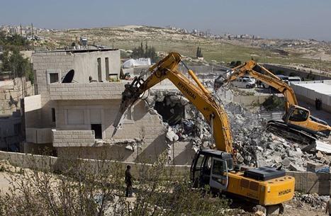 """صحيفة: القدس المحتلة """"نموذج بائس"""" لشكل الأراضي بعد الضم"""