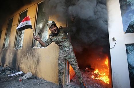 WP: مخاوف عراقية من مواجهة أمريكية-إيرانية قبل رحيل ترامب