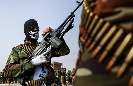 قتلى من الحشد الشعبي بينهم قيادي بهجوم لداعش شمال العراق