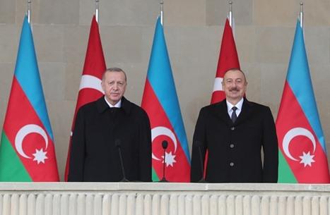 أردوغان يتحدث عن شرط بلاده لتطبيع العلاقات مع أرمينيا