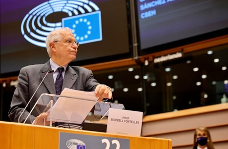 الاتحاد الأوروبي يأمل بعودة واشنطن للاتفاق النووي مع طهران