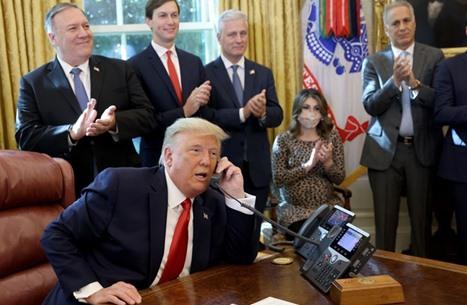 """""""أوبزيرفر"""": الفوضى التي خلفها ترامب تتكشف كل يوم"""