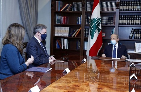 لبنان يتحدث عن إمكانية تذليل صعوبات ترسيم الحدود مع الاحتلال