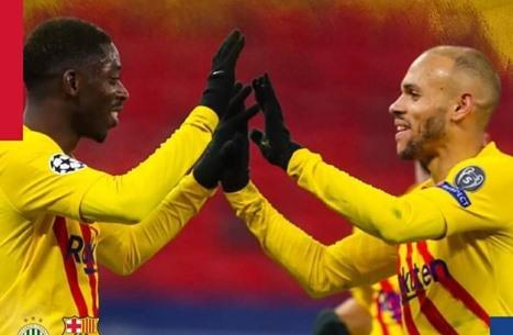 برشلونة يفوز بثلاثية وتشيلسي يدك شباك إشبيلية برباعية