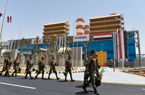 انكماش القطاع الخاص في مصر للشهر الثالث على التوالي
