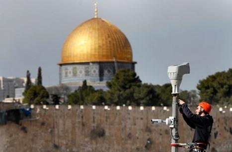 جولة في أبرز معالم مدينة القدس المحتلة (خارطة تفاعلية)