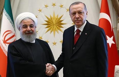 "أردوغان لروحاني عن اغتيال ""زاده"": أحلام الظلاميين ستتبدد"