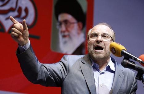 رئيس البرلمان الإيراني ينتقد روحاني.. خلافات بالملف النووي