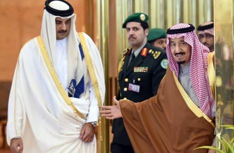 دول ترحب بتقدم المباحثات بين قطر والسعودية لحل الأزمة