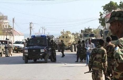 """الجيش الصومالي يعلن مقتل 11 من """"حركة الشباب"""""""