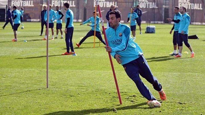 تدريبات نادي برشلونة واستعداداتهم - maxصور-من-تدريبات-نادي-برشلونة-99ccf