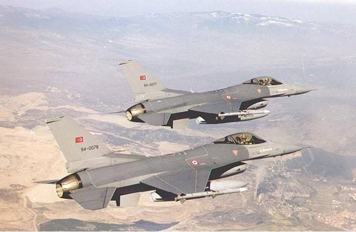 الطيران الروسي والتركي يشن غارات مشتركة لأول مرة في سوريا