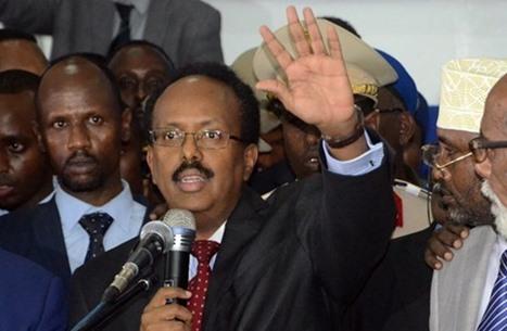 الرئيس الصومالي للمستثمرين الأتراك: إفريقيا بيتكم الثاني
