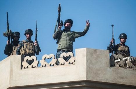 رسميا.. القوات العراقية تسيطر بالكامل على مطار الموصل