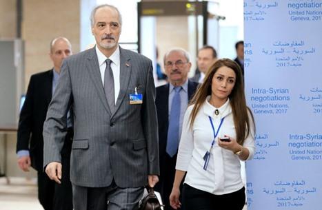 وفد المعارضة يتهم النظام السوري بالمماطلة بمفاوضات جنيف