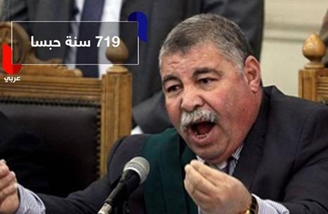 """توزيع 719 سنة حبسا لمتهمي""""رابعة"""" في قرار نادر لمحكمة القاهرة"""