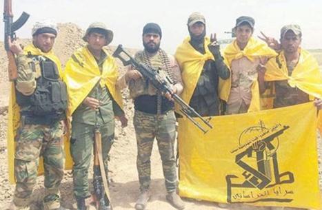 ماذا قال زعيم فصيل شيعي عراقي متهم بالتبعية لإيران؟ (فيديو)